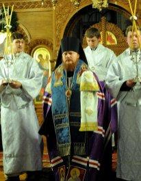 Фотографии с Рождественской службы в СвятоТроицком Ионинском монастыре 64