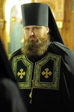 Фотографии с Рождественской службы в СвятоТроицком Ионинском монастыре 66