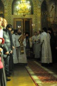 Фотографии с Рождественской службы в СвятоТроицком Ионинском монастыре 72