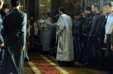 Фотографии с Рождественской службы в СвятоТроицком Ионинском монастыре 73