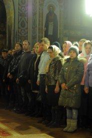 Фотографии с Рождественской службы в СвятоТроицком Ионинском монастыре 77