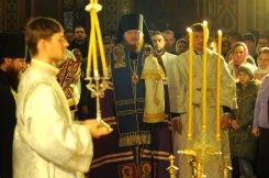 Фотографии с Рождественской службы в СвятоТроицком Ионинском монастыре 101