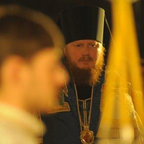 Фотографии с Рождественской службы в СвятоТроицком Ионинском монастыре 104