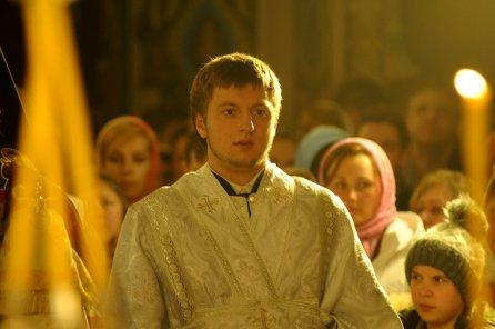 Фотографии с Рождественской службы в СвятоТроицком Ионинском монастыре 105