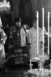 Фотографии с Рождественской службы в СвятоТроицком Ионинском монастыре 113