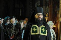 Фотографии с Рождественской службы в СвятоТроицком Ионинском монастыре 118