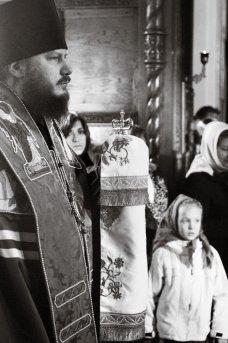 Фотографии с Рождественской службы в СвятоТроицком Ионинском монастыре 120