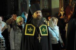 Фотографии с Рождественской службы в СвятоТроицком Ионинском монастыре 121