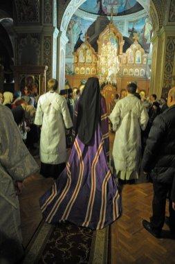 Фотографии с Рождественской службы в СвятоТроицком Ионинском монастыре 124