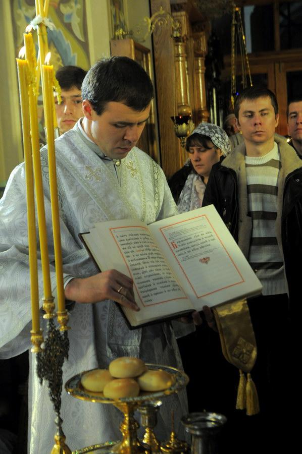 Фотографии с Рождественской службы в СвятоТроицком Ионинском монастыре 175