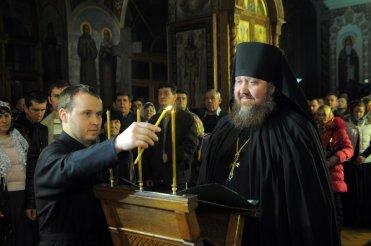 Фотографии с Рождественской службы в СвятоТроицком Ионинском монастыре 137