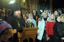 Фотографии с Рождественской службы в СвятоТроицком Ионинском монастыре 147