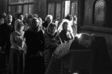 Фотографии с Рождественской службы в СвятоТроицком Ионинском монастыре 153