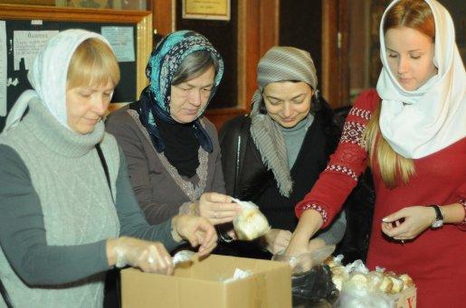 Фотографии с Рождественской службы в СвятоТроицком Ионинском монастыре 162