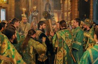 Ионинский монастырь. Хвала Господу, что на Земле есть уголок, где душа отдыхает. 29
