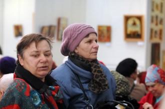 """Выставка «Торжество Православия» - более 100 икон в галерее """"Соборная"""". 3"""