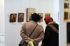 """Выставка «Торжество Православия» - более 100 икон в галерее """"Соборная"""". 4"""