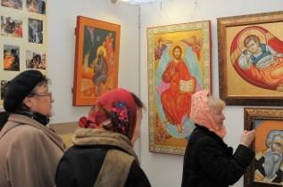 """Выставка «Торжество Православия» - более 100 икон в галерее """"Соборная"""". 9"""