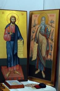 """Выставка «Торжество Православия» - более 100 икон в галерее """"Соборная"""". 23"""