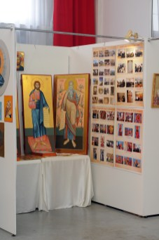 """Выставка «Торжество Православия» - более 100 икон в галерее """"Соборная"""". 59"""