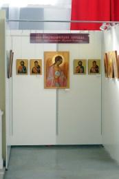 """Выставка «Торжество Православия» - более 100 икон в галерее """"Соборная"""". 62"""