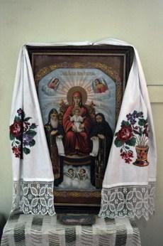 Внутреннее убранство церкви св. Георгия