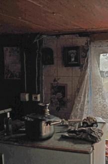 Кухня в семье дяди Вани