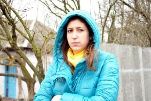 Волонтер молодежного движения «Молодость не равнодушна» Юлия Головнева