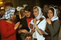 Фото репортаж со Свято-Троицкого Ионинского монастыря г.Киев со Светлого Праздника Воскресения Христова. 28