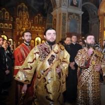 Фото репортаж со Свято-Троицкого Ионинского монастыря г.Киев со Светлого Праздника Воскресения Христова. 204