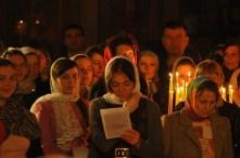 Фото репортаж со Свято-Троицкого Ионинского монастыря г.Киев со Светлого Праздника Воскресения Христова. 217