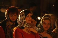 Фото репортаж со Свято-Троицкого Ионинского монастыря г.Киев со Светлого Праздника Воскресения Христова. 221