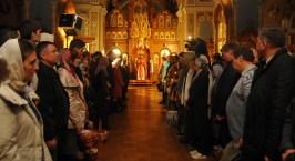 Фото репортаж со Свято-Троицкого Ионинского монастыря г.Киев со Светлого Праздника Воскресения Христова. 256