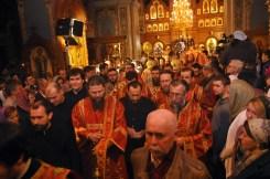 Фото репортаж со Свято-Троицкого Ионинского монастыря г.Киев со Светлого Праздника Воскресения Христова. 265