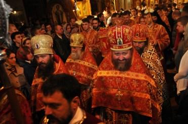 Фото репортаж со Свято-Троицкого Ионинского монастыря г.Киев со Светлого Праздника Воскресения Христова. 268