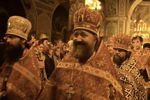 Фото репортаж со Свято-Троицкого Ионинского монастыря г.Киев со Светлого Праздника Воскресения Христова. 269