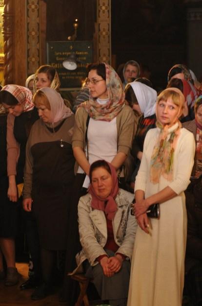 Фото репортаж со Свято-Троицкого Ионинского монастыря г.Киев со Светлого Праздника Воскресения Христова. 275