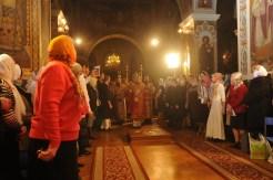 Фото репортаж со Свято-Троицкого Ионинского монастыря г.Киев со Светлого Праздника Воскресения Христова. 165