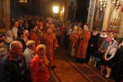 Фото репортаж со Свято-Троицкого Ионинского монастыря г.Киев со Светлого Праздника Воскресения Христова. 144