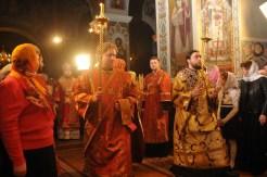 Фото репортаж со Свято-Троицкого Ионинского монастыря г.Киев со Светлого Праздника Воскресения Христова. 146