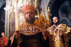 Фото репортаж со Свято-Троицкого Ионинского монастыря г.Киев со Светлого Праздника Воскресения Христова. 147