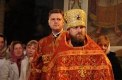 Фото репортаж со Свято-Троицкого Ионинского монастыря г.Киев со Светлого Праздника Воскресения Христова. 136