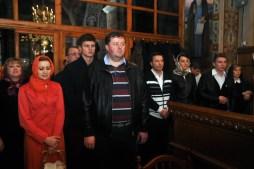 Фото репортаж со Свято-Троицкого Ионинского монастыря г.Киев со Светлого Праздника Воскресения Христова. 138