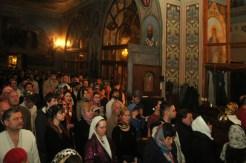 Фото репортаж со Свято-Троицкого Ионинского монастыря г.Киев со Светлого Праздника Воскресения Христова. 110