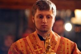 Фото репортаж со Свято-Троицкого Ионинского монастыря г.Киев со Светлого Праздника Воскресения Христова. 174