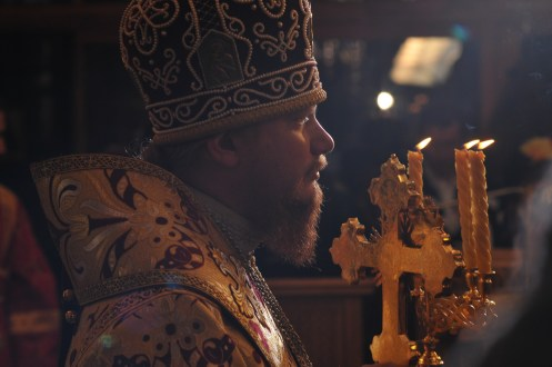 Фото репортаж со Свято-Троицкого Ионинского монастыря г.Киев со Светлого Праздника Воскресения Христова. 178