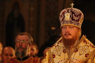 Фото репортаж со Свято-Троицкого Ионинского монастыря г.Киев со Светлого Праздника Воскресения Христова. 7