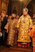 Фото репортаж со Свято-Троицкого Ионинского монастыря г.Киев со Светлого Праздника Воскресения Христова. 13