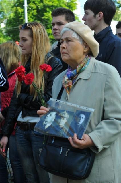 Праздник День Победы. Киев. 9 мая 2014 Фото репортаж. 129