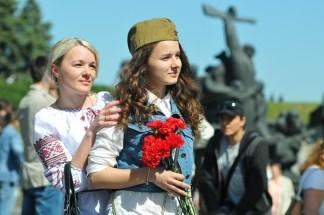 Праздник День Победы. Киев. 9 мая 2014 Фото репортаж. 37